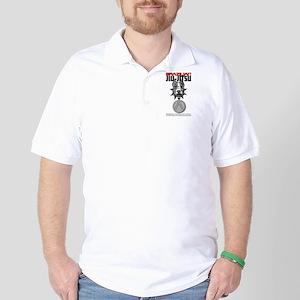 BJJ POWER Golf Shirt