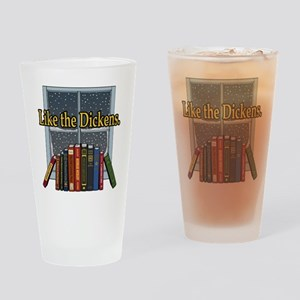 Like the Dickens Drinking Glass