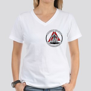 GLADIATOR Women's V-Neck T-Shirt