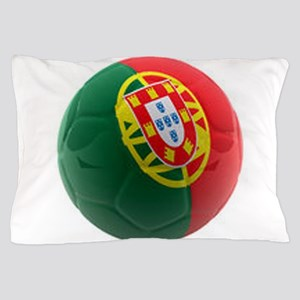 Portugal World Cup Ball Pillow Case