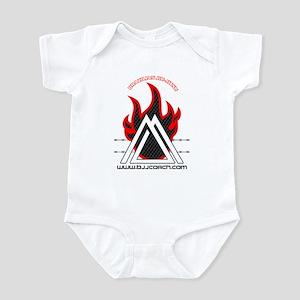 BJJ FIRE Infant Bodysuit
