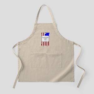 iv patriotism BBQ Apron