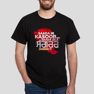 Saada Zila Sangroor T-shirt Dark T-Shirt