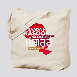 Saada Zila Sangroor Tote Bag