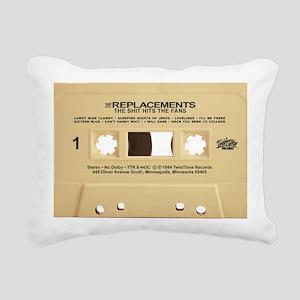 The Replacements SHTF Rectangular Canvas Pillow