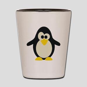 Pinguin Shot Glass
