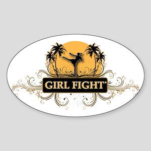 GF4LIFE Sticker (Oval)