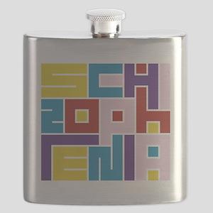 Schizophrenia Maze Flask