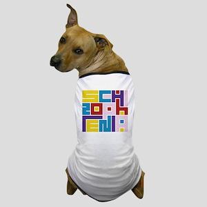 Schizophrenia Maze Dog T-Shirt