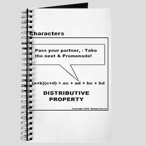 DISTRIBUTIVE PROPERTY Journal