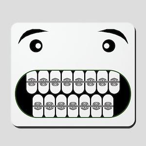 Bad Apple Mousepad