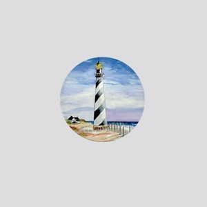 American Lighthouse Mini Button
