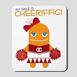 Cheerleader Susan Mousepad