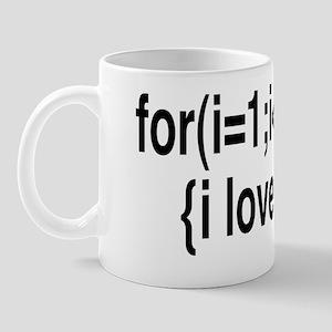 I Love You....Forever! Mug