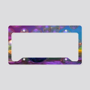 Compassion Large Serving Tray License Plate Holder