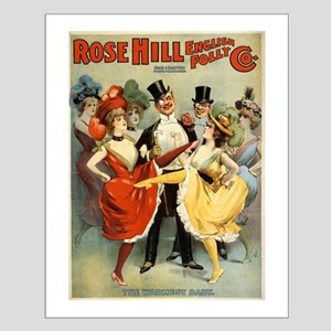 Rose Hill English Folly Co 4 - Courier - 1899 Post