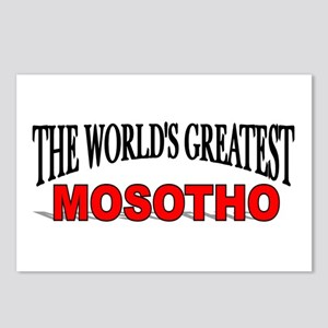 """The World's Greatest Mosotho"" Postcards (Package"