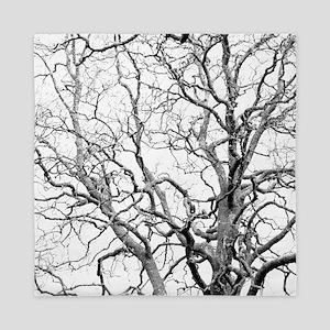 Tree branches Queen Duvet