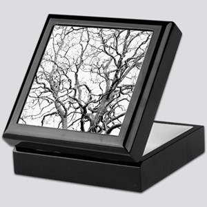 Tree branches Keepsake Box