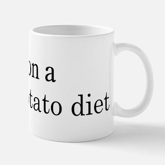 Sweet Potato diet Mug