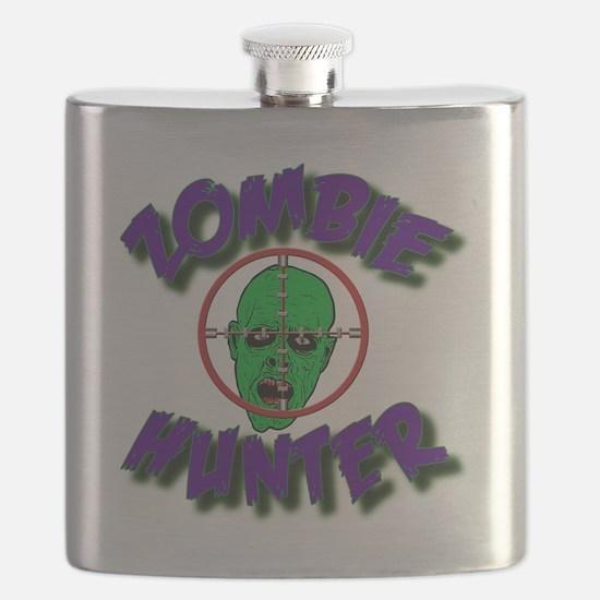 Zombie Hunter #1 Flask