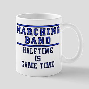Halftime Is Game Time Mug