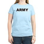 Army Women's Pink T-Shirt