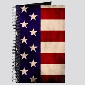 Stars and Stripes Artistic Journal