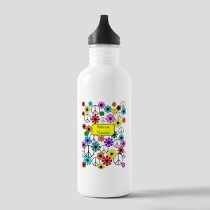 retired teacher iphone Stainless Water Bottle 1.0L