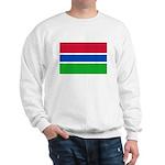 Gambia Flag T Shirts Sweatshirt