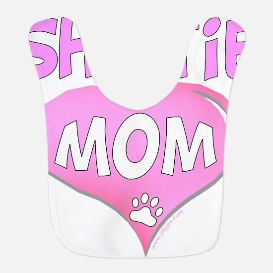 Sheltie Mom Bib
