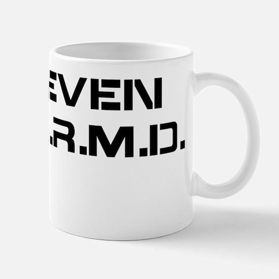 AMUT LOGO back Mug