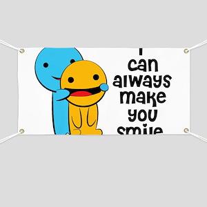 Make You Smile Banner