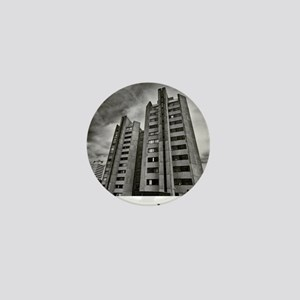 brutalism Mini Button