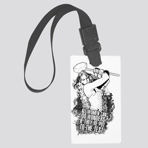 Wonder Large Luggage Tag
