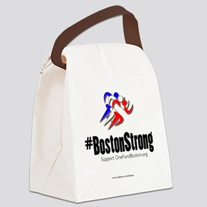 #BostonStrong Canvas Lunch Bag