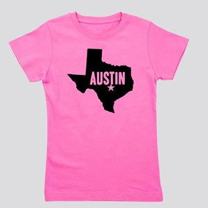 Austin, TX Girl's Tee