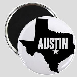 Austin, TX Magnet