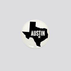 Austin, TX Mini Button
