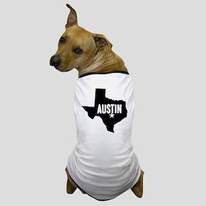 Austin, TX Dog T-Shirt