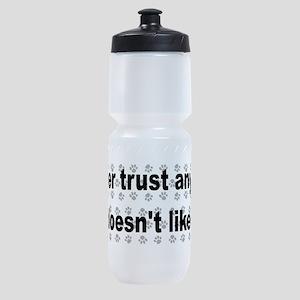 Trust Dogs Sports Bottle