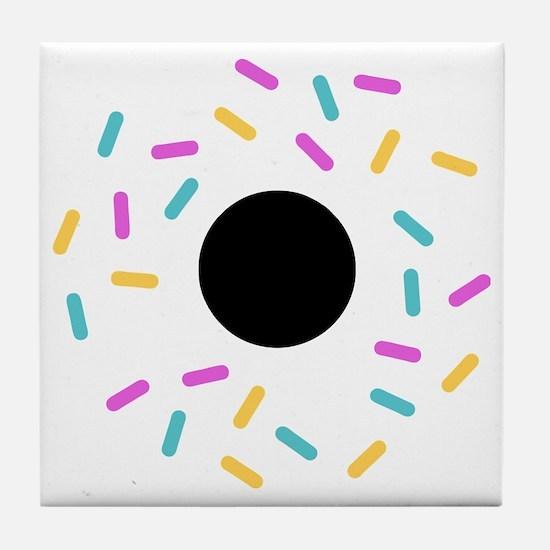 Do or donut Tile Coaster