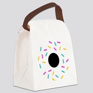 Do or donut Canvas Lunch Bag