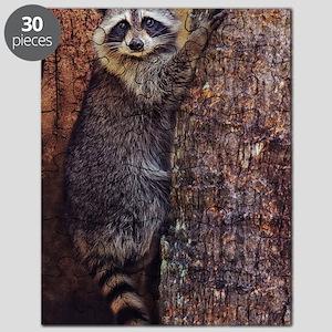 Raccoon Puzzle