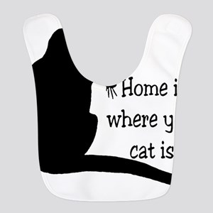 Home Cat Bib