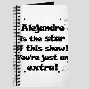 Alejandro is the star Journal