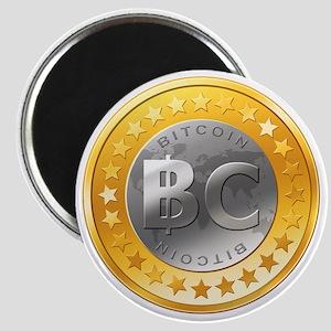 BitcoinEuro Magnet