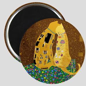Klimts Kats Magnet