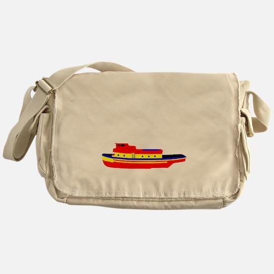 Perfect Tug Messenger Bag