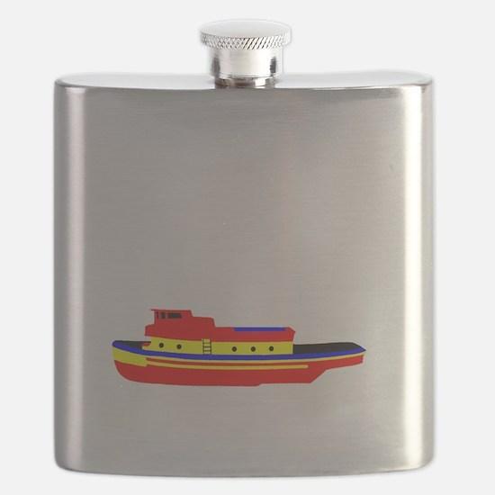 Perfect Tug Flask